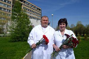 В больнице прошло празднование Дня Победы
