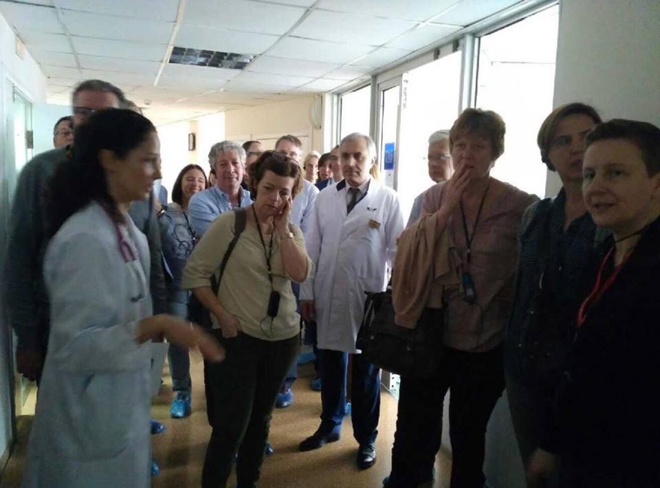 Бельгия перенимает опыт московского здравоохранения