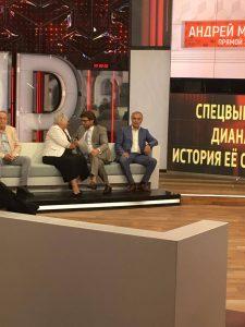 Османов Исмаил Магомедович в передаче «Прямой эфир с Андреем Малаховым»