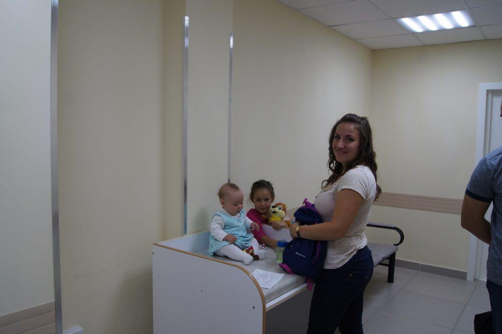 День открытых дверей, посвященный оказанию помощи многодетным семьям города Москвы
