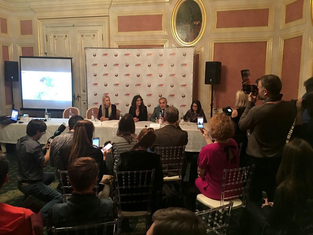 Большая пресс-конференция Фонда «Спешите делать добро»