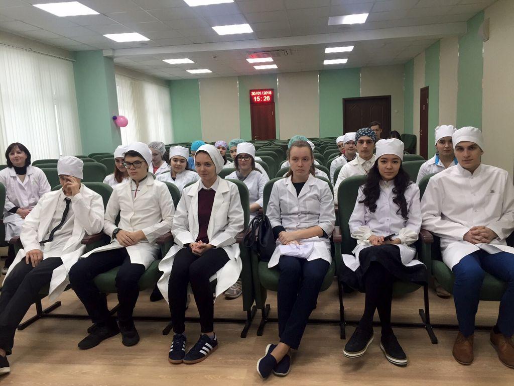 «Медицинский класс в московской школе»