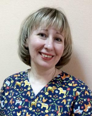 Гончарова Людмила Викторовна