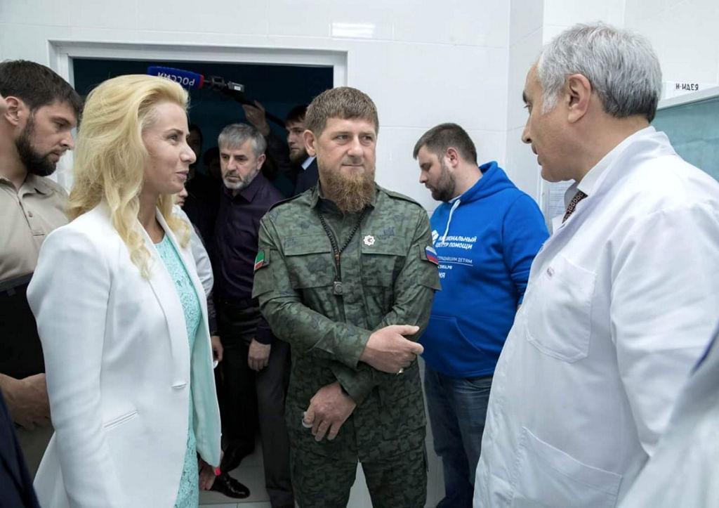Выездной День открытых дверей в Чеченской республике