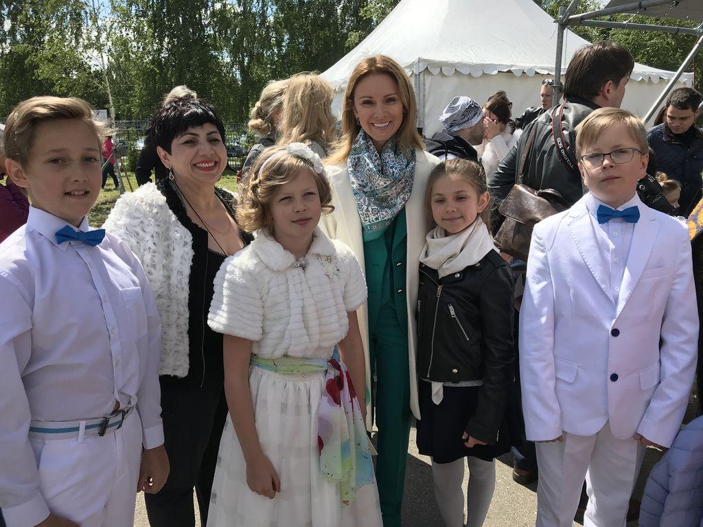 В ДГКБ им. З.А.Башляевой прошел  III Московский ежегодный фестиваль «Здоровье и безопасность детей»