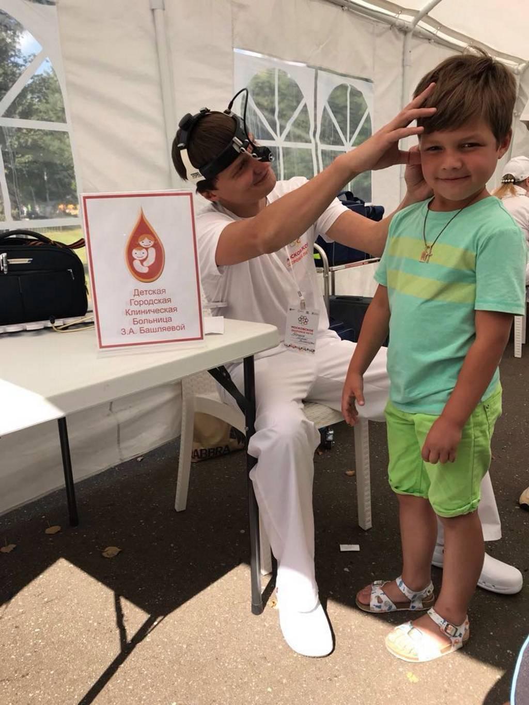 В рамках проведения марафона «Московское здоровое лето» прошел День открытых дверей в Парке отдыха Фили