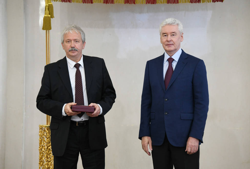 Поздравляем наших коллег, которые удостоились высокой награды Правительства Москвы, званием «Почетный Медицинский работник города Москвы»