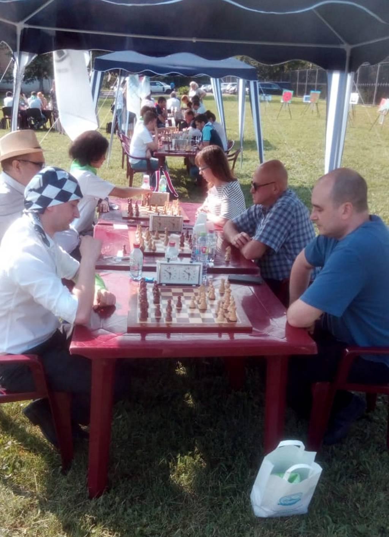 Шахматный турнир «Шах и Мат» между работниками больниц Департамента здравоохранения города Москвы