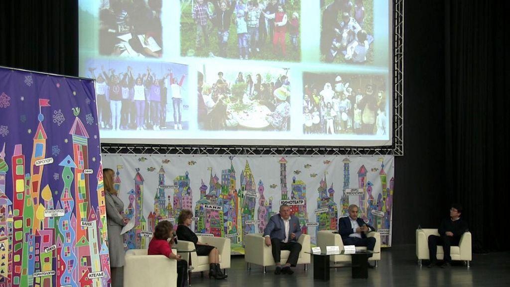 20 октября 2018 года состоялась встреча главного врача Османова Исмаила Магомедовича и сотрудников ДГКБ им. З.А.Башляевой с администрацией, и родителями учеников школы №1298