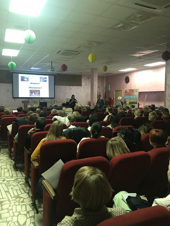 семинар и мастер-класс для детских кардиологов, а также врачей-педиатров