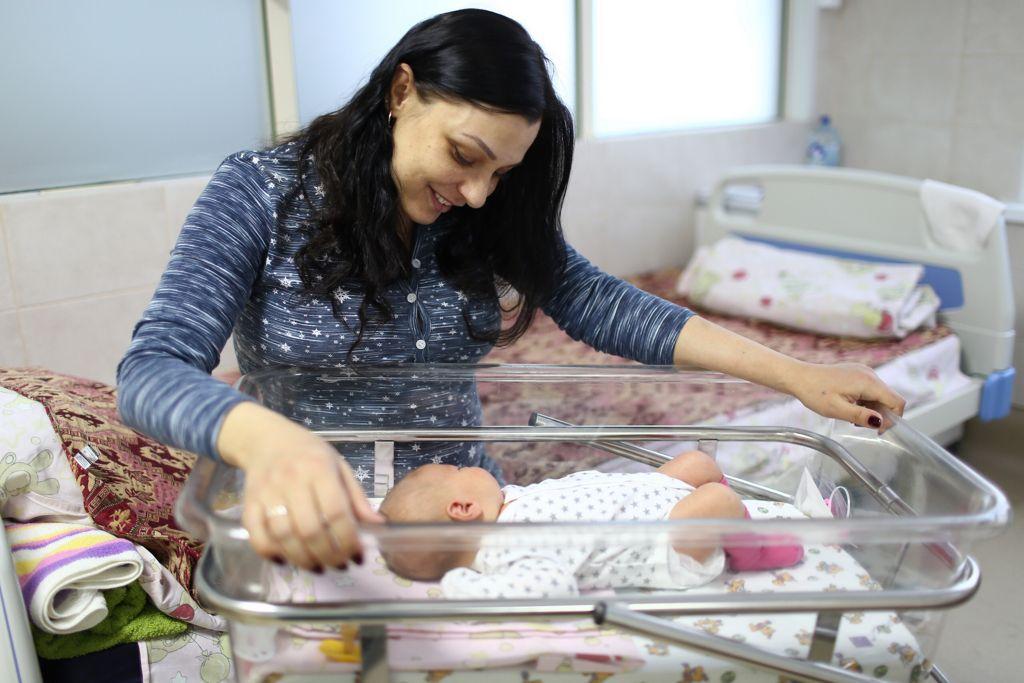 В начале 2019 года в детской ГКБ им. З.А. Башляевой открылись после ремонта 2 неонатологических отделения: отделение патологии новорожденных и отделение для недоношенных детей