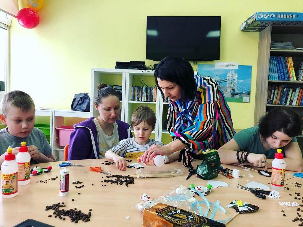 новый цикл мероприятий «Народное творчество» совместно с Дворцом творчества детей и молодежи «Неоткрытые острова»
