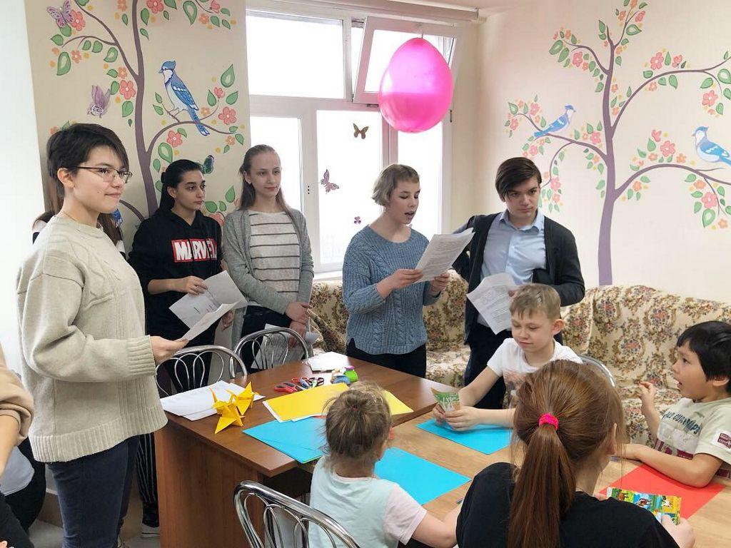 19 марта в рамках проекта «Культурное наследие детям», мы провели мастер - класс «Народное творчество»