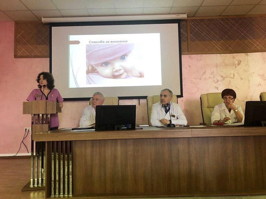 общебольничная конференция