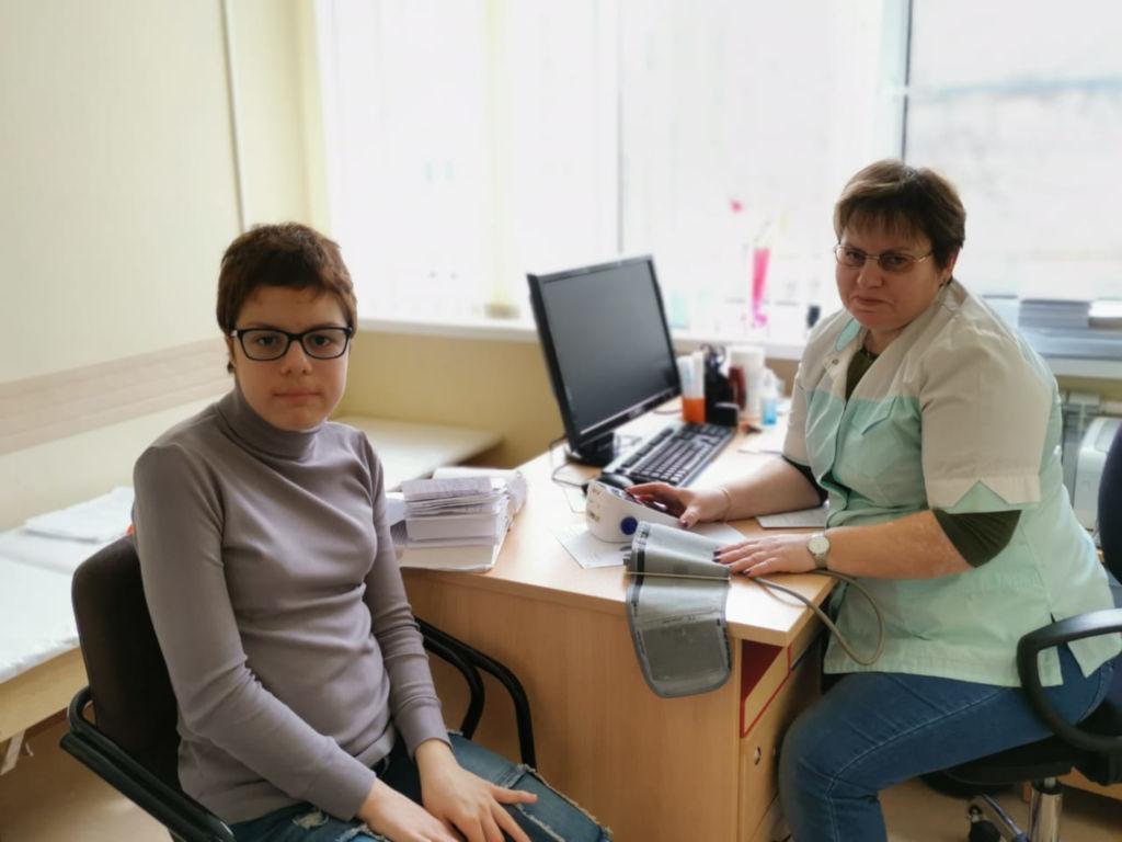 20 апреля сотрудники больницы провели очередной день открытых дверей для жителей Москвы и других регионов России