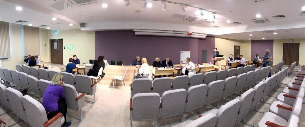 очередное заседание аттестационной комиссии по присвоению квалификационных категорий по специальности «Педиатрия»