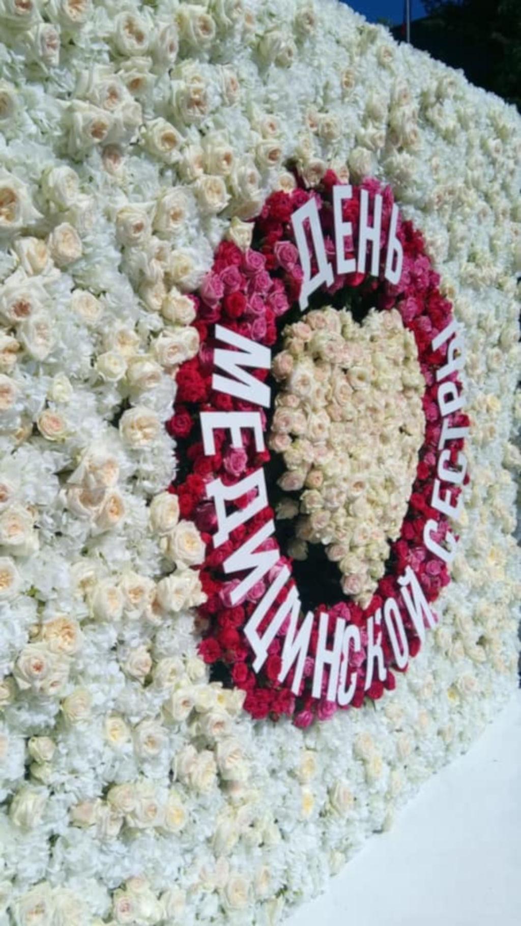 В субботу, 18 мая состоялся большой праздник на ВДНХ, посвящённый международному дню медицинской сестры
