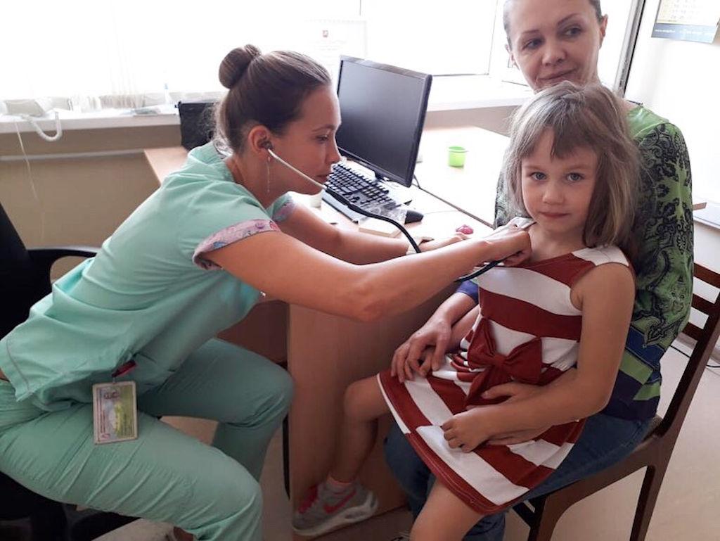 27 июля в больнице состоялся очередной День открытых дверей, в рамках которого специалисты разных профилей проконсультировали всех желающих.