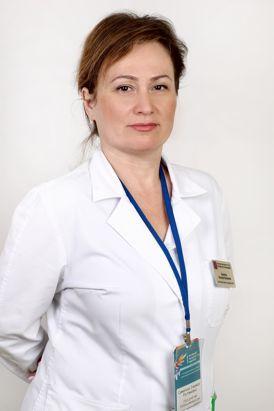 Самитова Эльмира Растямовна, Заместитель главного врачапоинфекции
