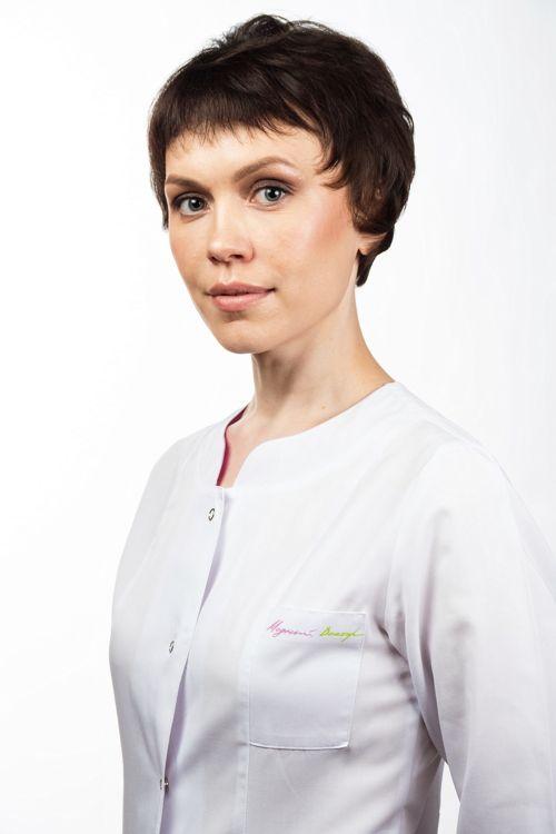 Заведующая отделением - Юдина Анастасия Евгеньевна