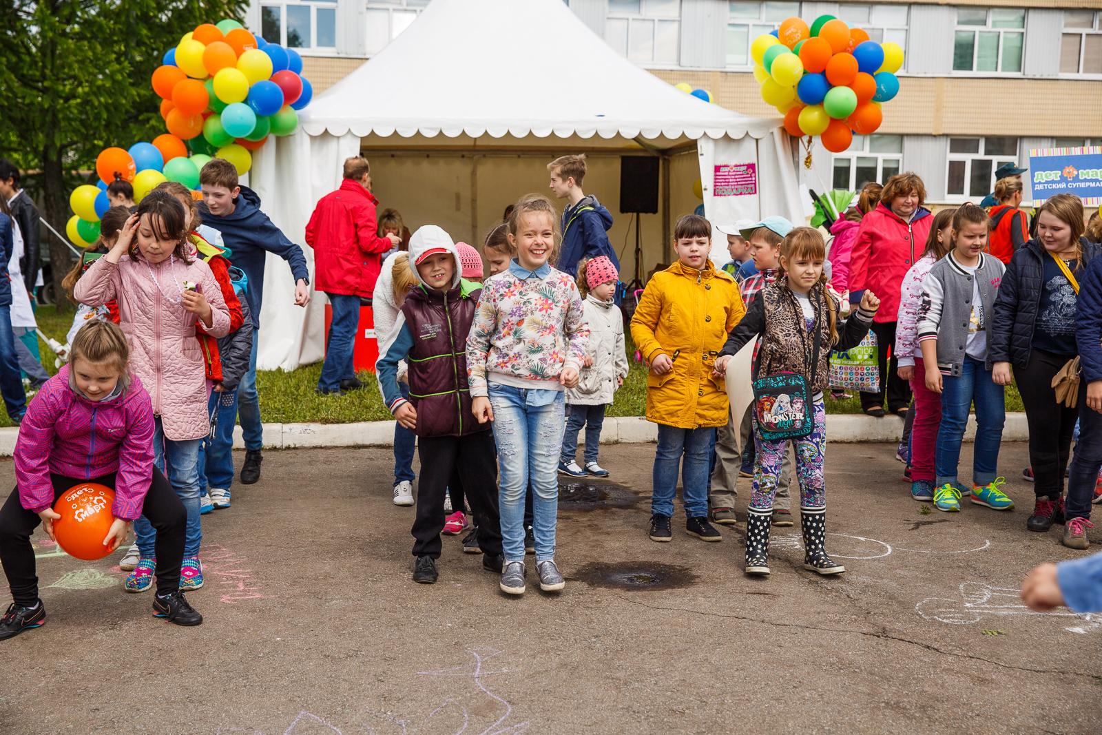 Второй Московский фестиваль Безопасности и здоровья детей