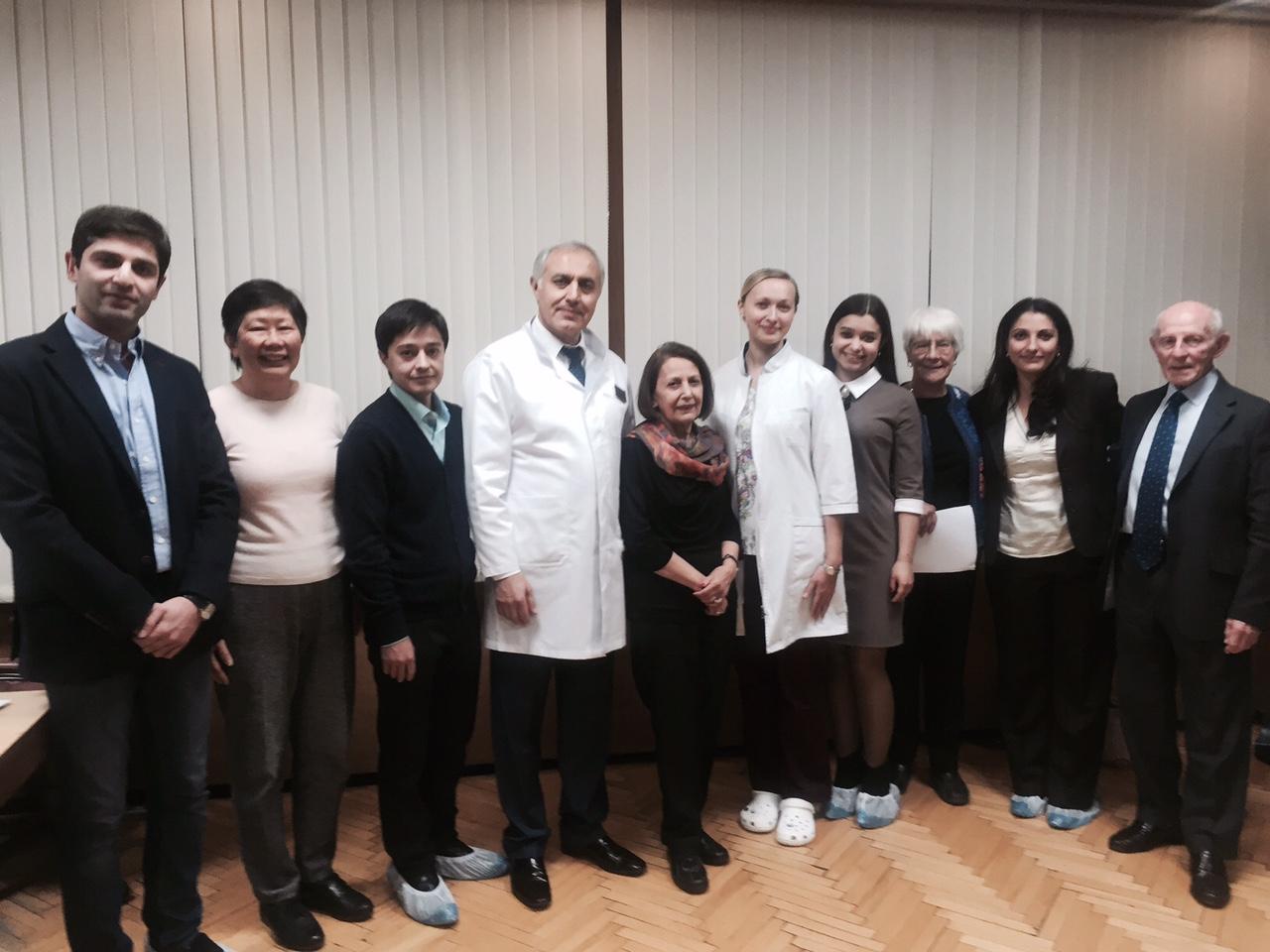 2-й этап ежегодного отборочного Конкурса врачей