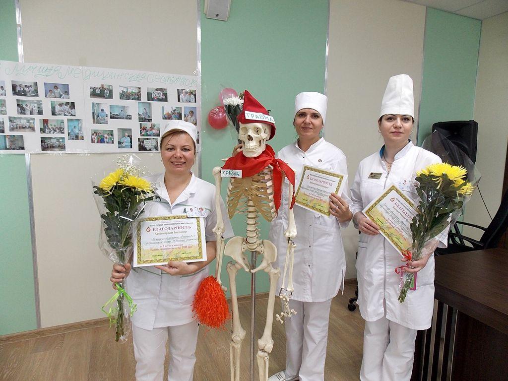 конкурс «Лучшая медицинская сестра»