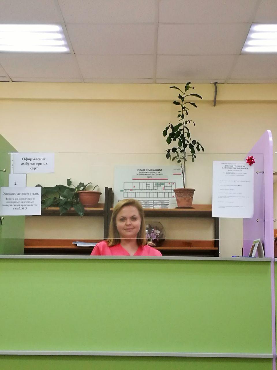 день открытых дверей в детской больнице