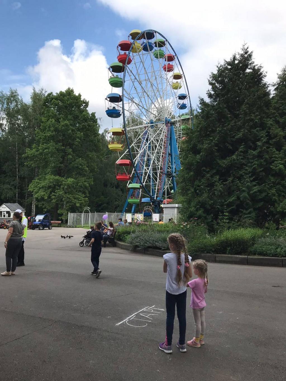 День открытых дверей в Измайловском парке в рамках проведения марафона «Московское здоровое лето»