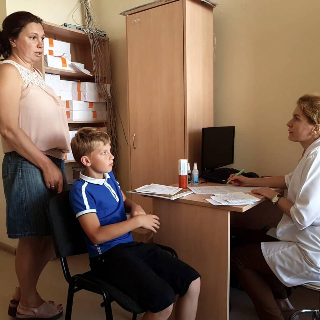В минувшую субботу, 25 августа, в больнице прошёл очередной день открытых дверей