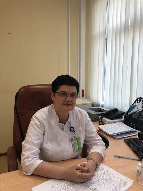 Калёнова<br> Анна<br> Александровна