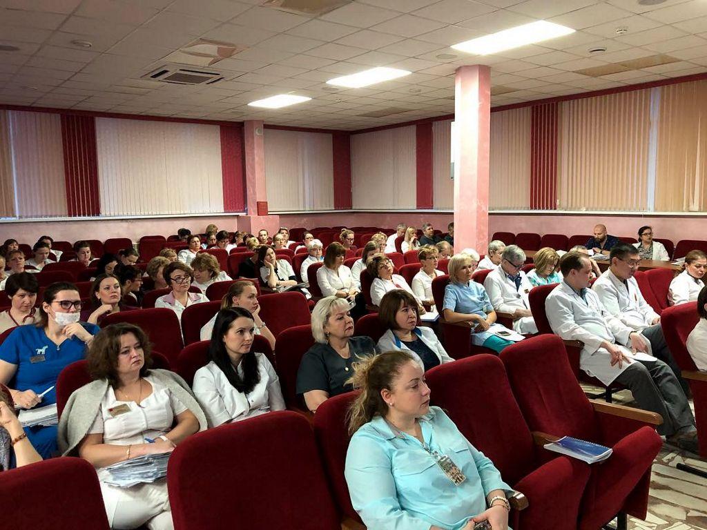 очередная клиническая конференция