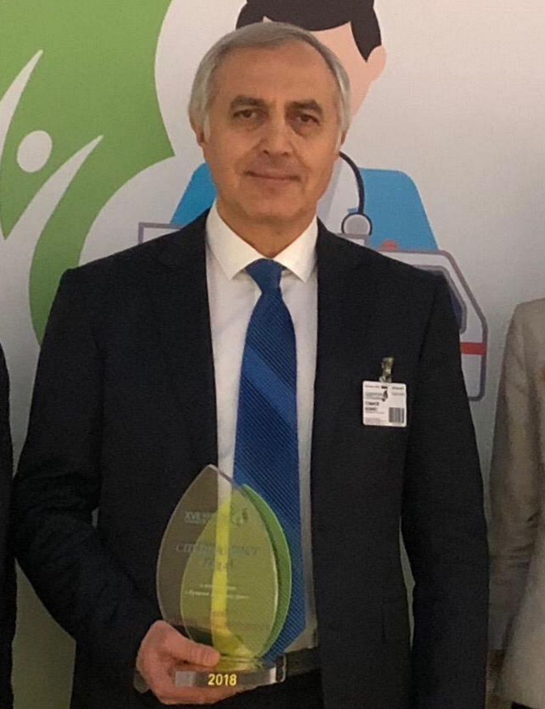 Исмаил Магомедович Османов