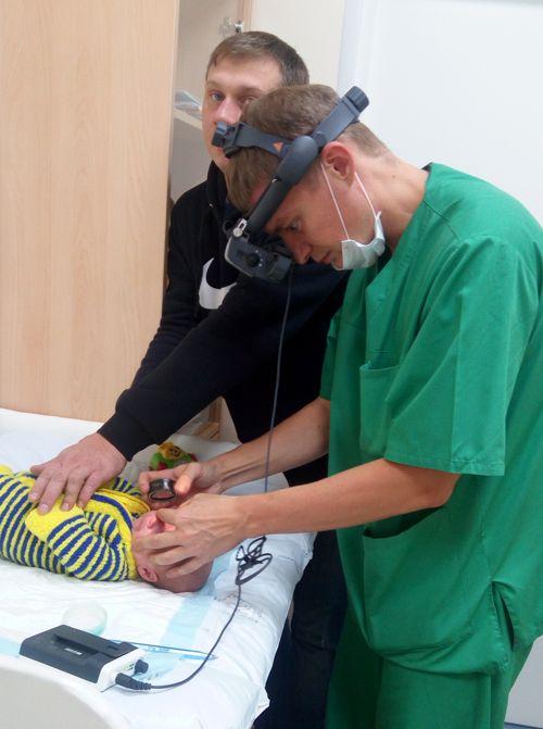 Лесовой Сергей Валерьевич – зав. отделением офтальмологии, врач-офтальмолог, специализируется на патологии детей раннего возраста, ведущий специалист в области лечения ретинопатии недоношенных