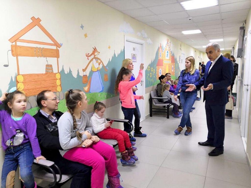 В минувшую субботу в больнице были проведены мероприятия в рамках Всемирного дня почки.