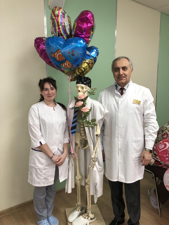 26 марта в нашей больнице состоялся конкурс «Лучшая медицинская сестра 2019 г.»