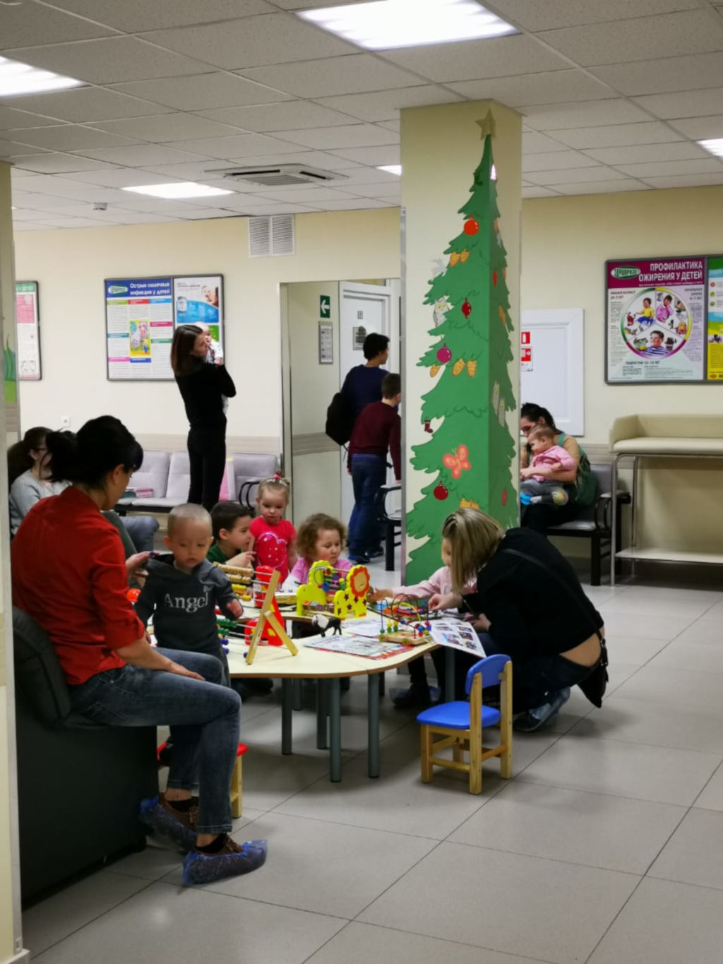 в больнице прошёл очередной день открытых дверей для всех желающих из Москвы и других регионов России