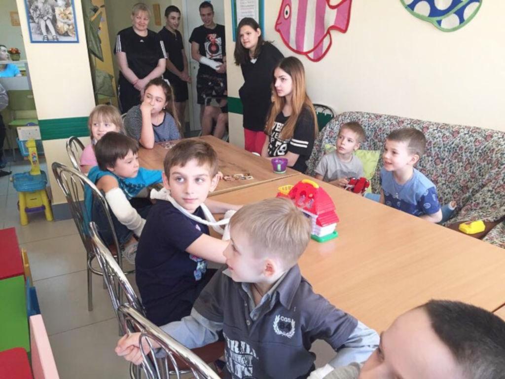 очередное мероприятие в рамках проекта «Культурное наследие детям»
