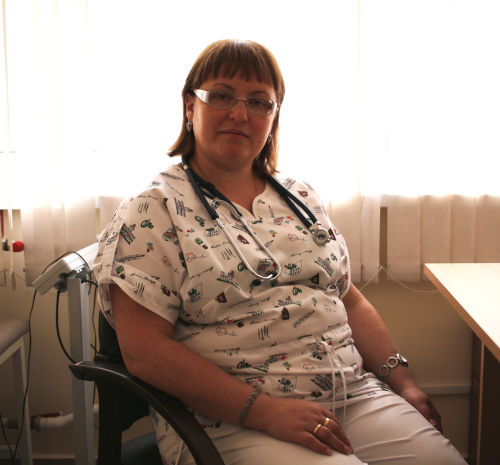 Моисеева Екатерина Викторовна – врач-неонатолог