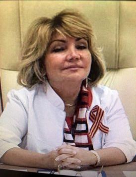Федотова Людмила Ивановна