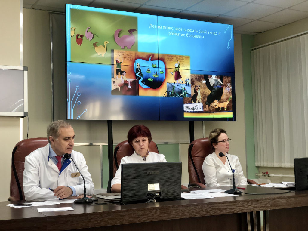 заведующая неонатологическим отделением Юдина Анастасия Евгеньевна рассказала о результатах стажировки в г. Парма (Италия)