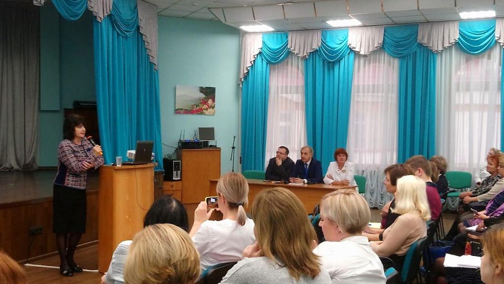 рабочее совещание с главными врачами детских лечебных учреждений