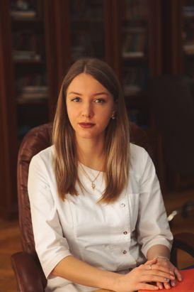Литт Анастасия Анатольевна, пресс-секретарь