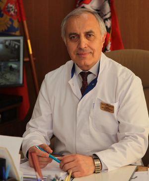 Исмаил Магомедович Османов, главный врач ГБУЗ «ДГКБ им. З.А. Башляевой ДЗМ»