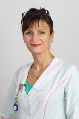 старшая медсестра Козлова Ольга Евгеньевна