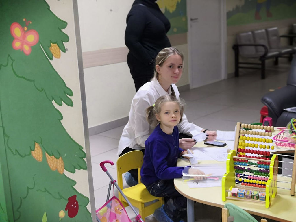 21 декабря 2019 г. в нашей больнице состоялся очередной День открытых дверей