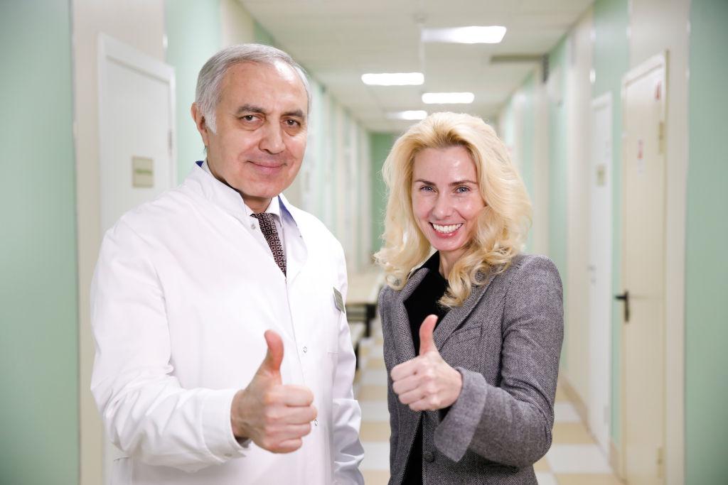 Специалисты нашей больницы запустили проект «Телемедицина», в рамках которого будем сотрудничать с врачами из регионов, участвовать в медицинских консилиумах в экстренных и диагностически сложных случаях.⠀