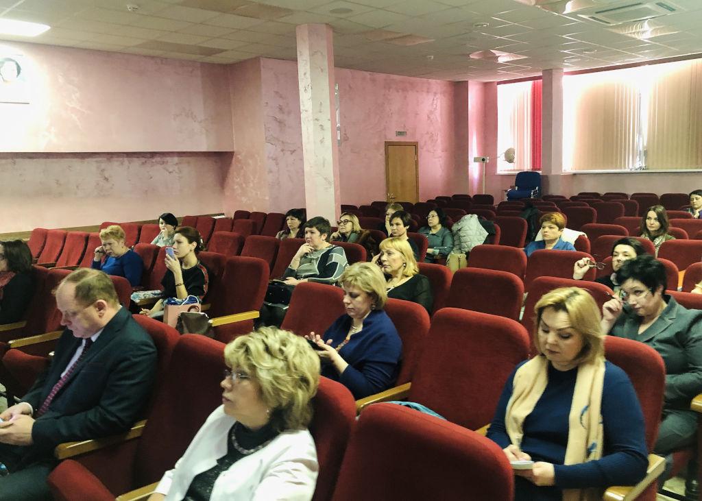 совещание с главными врачами детских больниц, амбулаторных центров и санаториев
