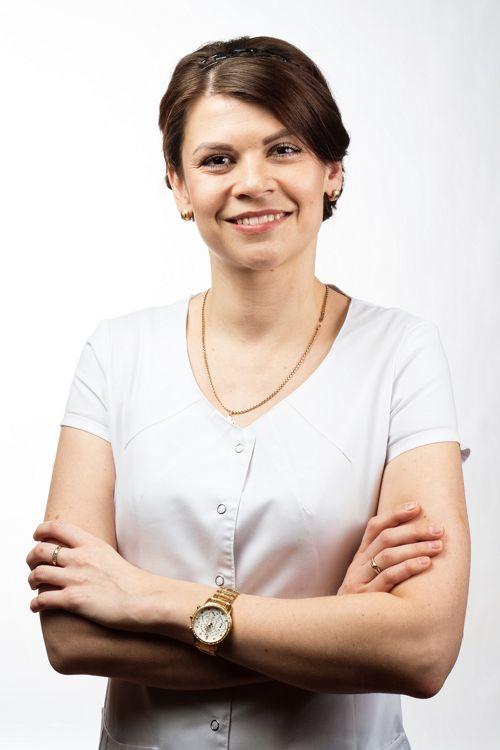 Старшая медицинская сестра - Козырева Алёна Сергеевна