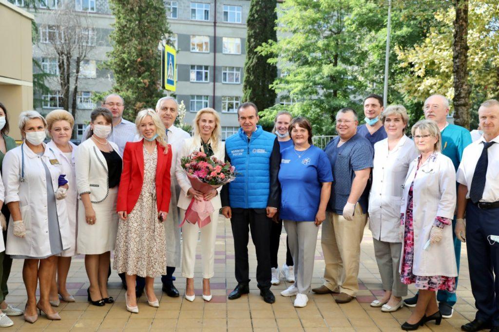 Выездной День открытых дверей в Краснодарском крае